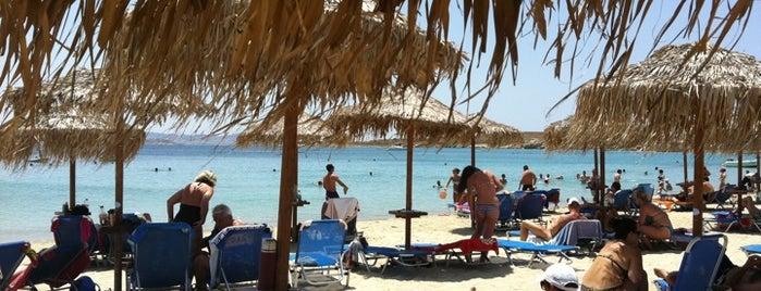 Martselo Beach is one of Paros.