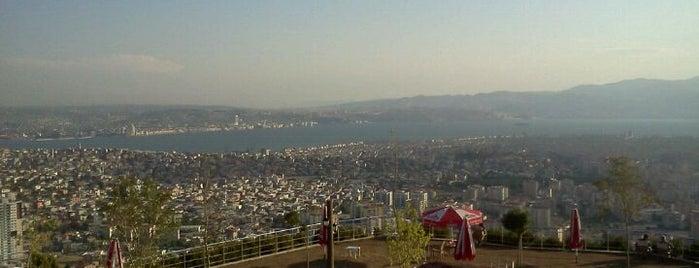 Panorama Restaurant is one of İzmir :).