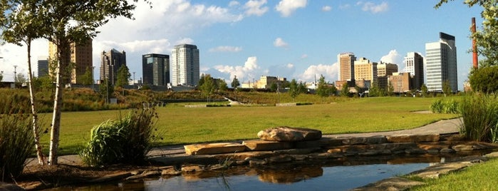Railroad Park is one of Birmingham To Do.