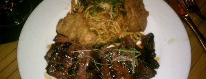 China Grill is one of Dock & Dine #VisitUS.
