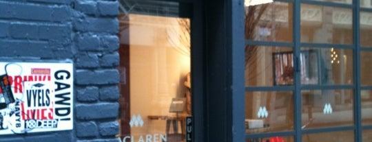 Maclaren is one of NYC.