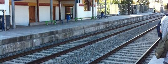Estación Requinoa is one of Estaciones Metrotrén y Expreso Maule.