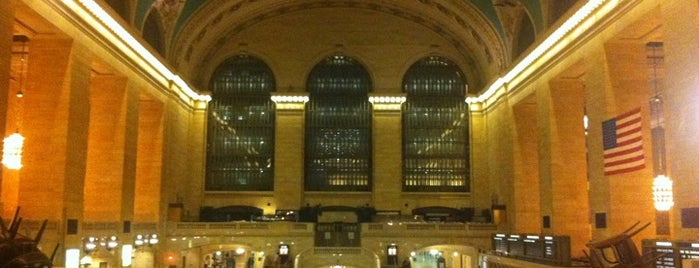 Grand Central Terminal is one of (architecture) in NYC.