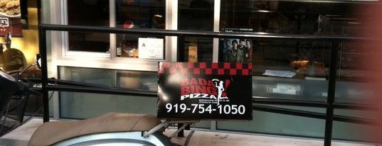 DeMo's Pizzeria & Deli is one of Tempat yang Disukai Ryan.
