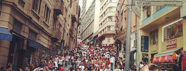 Rua 25 de Março is one of Augustando.