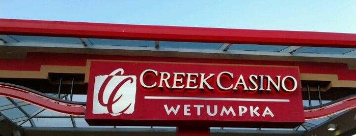 Wind Creek Casino & Hotel Wetumpka is one of Posti che sono piaciuti a Michael.