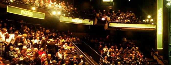 Milwaukee Repertory Theater is one of Must See Things In Milwaukee.