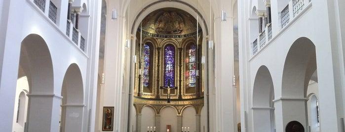 St. Marien-Dom is one of Kathedralkirchen.