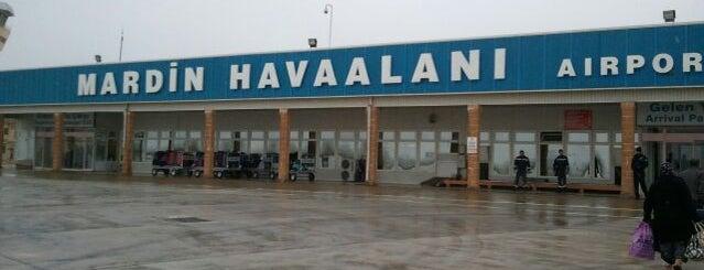 Mardin Havalimanı (MQM) is one of Türkiye'deki Havalimanları.