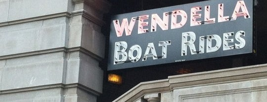 Wendella Boat Tours is one of This job has taken me to....