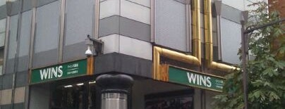 WINS Ginza is one of Orte, die Cafe gefallen.
