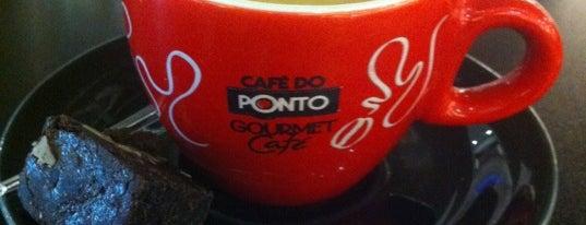 Café do Ponto is one of Tempat yang Disukai Oswaldo.