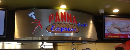 Panna Express Cafe is one of Nicolas 님이 좋아한 장소.