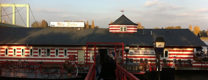 Bootshaus Alte Liebe is one of Stefanie : понравившиеся места.