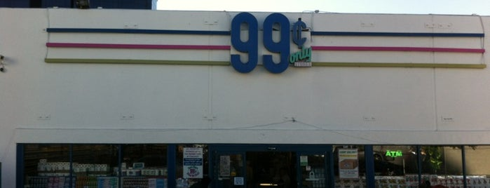 99 Cents Only Stores is one of 2018 VACATIONS.