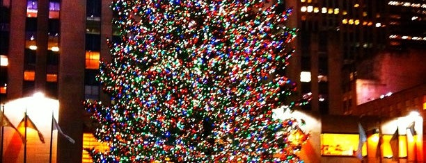 Rockefeller Center is one of Best Places in NYC.