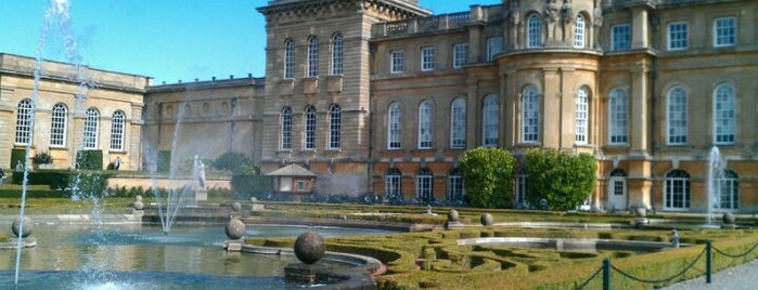 Blenheim Palace is one of Best of World Edition part 2.
