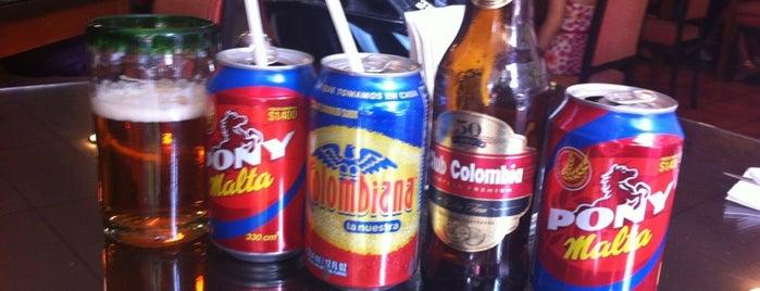 Ciénaga is one of Restaurantes Sudamericanos DF.