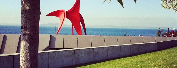 Olympic Sculpture Park is one of 2017 City Guide: Seattle.