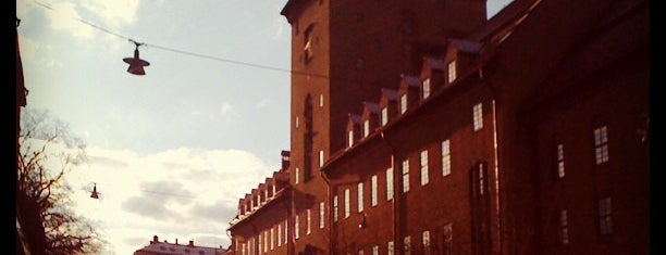 Rådhuset is one of Stockholm.