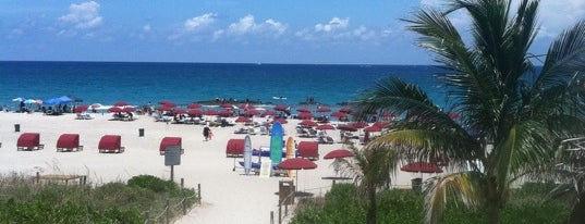 Singer Island Beach is one of Palm Beach.