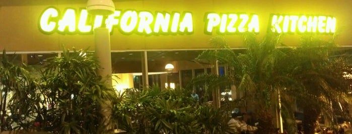 California Pizza Kitchen is one of Oahu: The Gathering Place.