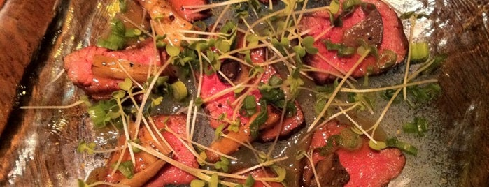 Betelnut is one of SF Chronicle Top 100 Restaurants 2012.