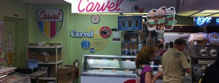 Carvel Ice Cream is one of สถานที่ที่ todd ถูกใจ.
