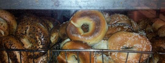 Murray's Bagels is one of Jewlicious Noshes in NYC.