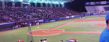 Estadio Antonio Herrera Gutierrez is one of Estadios Liga Venezolana de Béisbol Profesional.