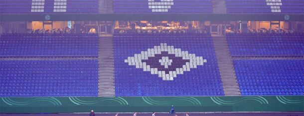 Volksparkstadion is one of Best Stadiums.