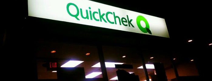 QuickChek is one of Remember College?.