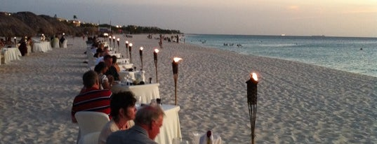 Passions on the Beach is one of Aruba.