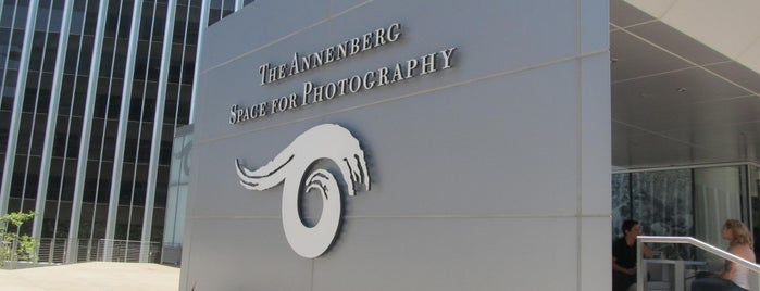 Annenberg Space for Photography is one of Insiders' Picks.
