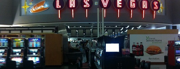 Concourse D Slots is one of Vaca.