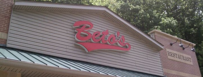 Beto's Pizza & Restaurant is one of PGH.