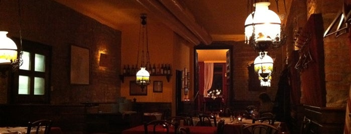 Waldtzeile is one of Vienna's wheelchair accessible restaurants.
