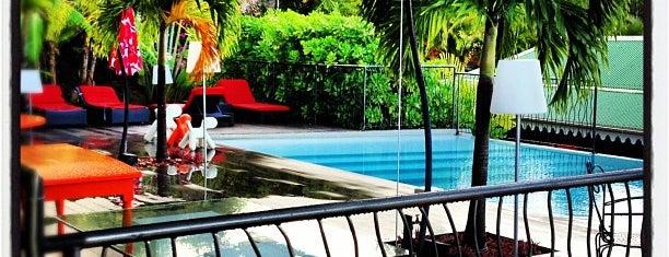 Zandoli is one of Martinique.