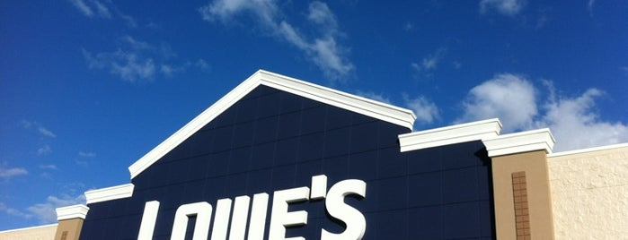Lowe's is one of Locais curtidos por N.