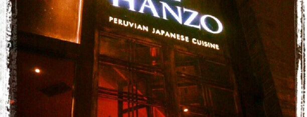Hanzo is one of Peru!.