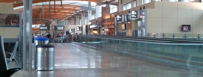 Raleigh-Durham International Airport (RDU) is one of Airports Visited.