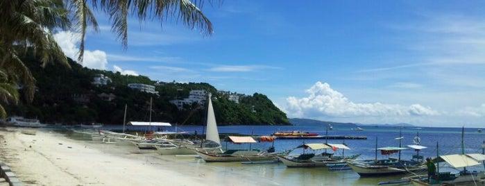Bulabog Beach is one of BORACAY.