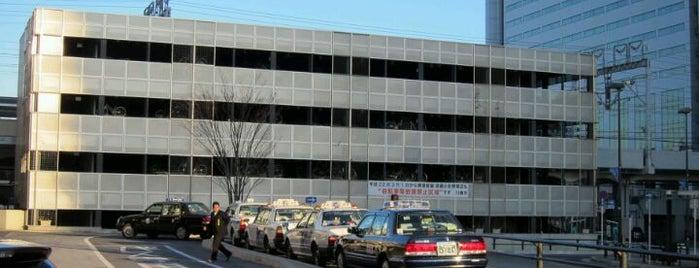 JR武蔵小杉駅 自転車等第3駐車場 is one of 武蔵小杉再開発地区.