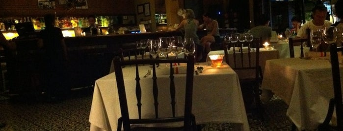 Mannekepis Belgian and International Food & Drinks is one of Bali.