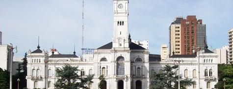 Municipalidad de La Plata is one of Edificios emblemáticos.