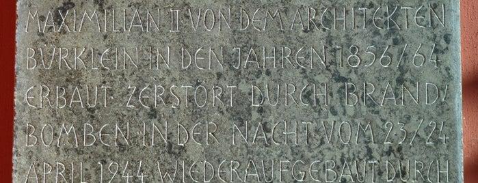Regierung von Oberbayern is one of Munich And More Too.