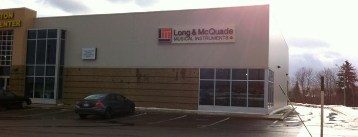 Long & McQuade Musical Instruments is one of Music Instrument Stores in Canada.