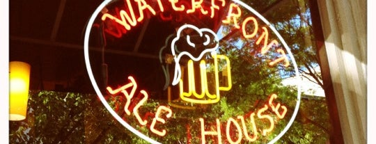 Waterfront Ale House is one of NYC Craft Beer Week 2013.