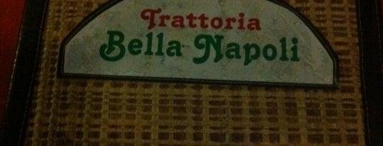 Trattoria Bella Napoli is one of Não se iluda.