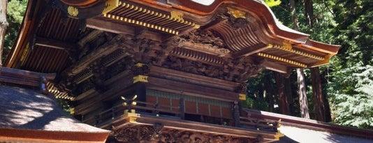 諏訪大社 下社 春宮 is one of 寺社仏閣.